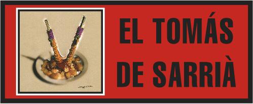 Logo El Tomas de Sarriá